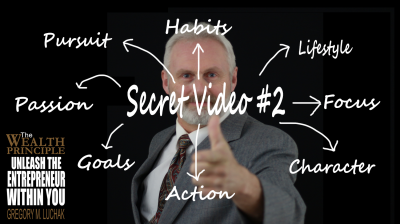 Secret #2: Passion and Focus (Video)