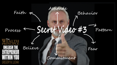 Secret #3: Your Mind is Like a Parachute (Video)