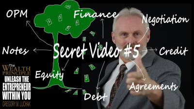 Secret Video #5: Know When to Shake the Money Tree (Video)