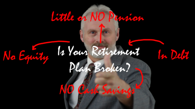 Is Your Retirement Plan Broken?
