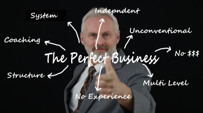 Secret Video #7: The Perfect Business (Video)