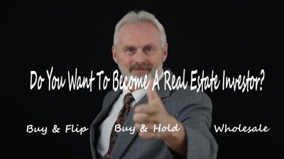 Do You Want To Become A Real Estate Investor?