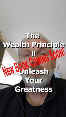 My next book: Unleash Your Greatness (Video)